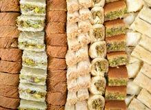 Arabische snoepjes Royalty-vrije Stock Foto's