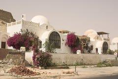 Arabische stad Royalty-vrije Stock Fotografie