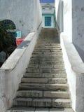 Arabische Treppen Stockfoto