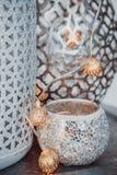 Arabische vaas stock afbeelding