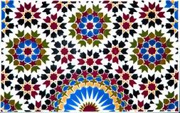 Arabische Verzierung Lizenzfreies Stockfoto