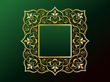 Arabische Verzierungen Lizenzfreie Stockfotografie