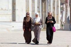 Arabische vrouwen Stock Afbeelding