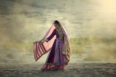 Arabische vrouwen royalty-vrije stock foto's