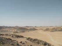 Arabische Wüste Stockfotos