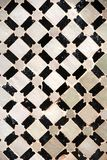 Arabische Wand Stockfoto