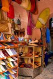 Arabische winkel Royalty-vrije Stock Foto
