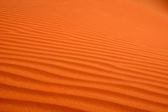 Arabische woestijn Royalty-vrije Stock Afbeelding