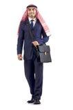 Arabische zakenman Stock Afbeeldingen