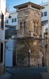 Arabischer Artkontrollturm Stockbilder