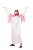 Arabischer Geschäftsmann Lizenzfreies Stockfoto
