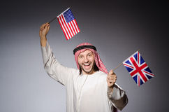 Arabischer Mann Stockbilder