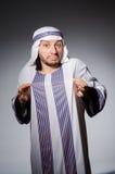 Arabischer Mann Stockbild