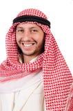 Arabischer Mann getrennt Stockfoto
