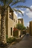 Arabischer Weg Lizenzfreie Stockbilder
