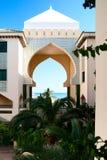 Arabisches Art Spanien-Kondominium Stockfotografie