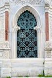 Arabisches Artfenster in Istanbul Lizenzfreie Stockbilder