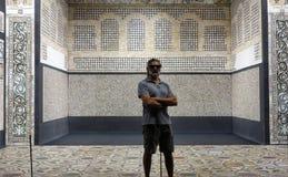 Arabisches Arthaus lizenzfreie stockfotografie