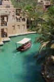 Arabisches Boot Lizenzfreie Stockfotos