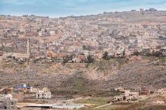 Arabisches Dorf lizenzfreie stockbilder