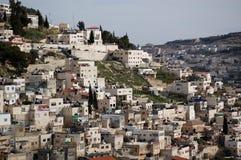 Arabisches Dorf Lizenzfreie Stockfotos