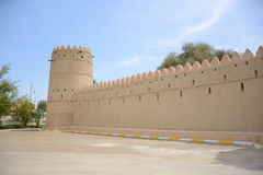 Arabisches Fort stockfoto