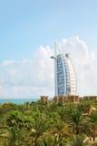 Arabisches Gebäude des Burj Als stockbild