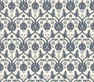 Arabisches königliches Muster Stockfotografie