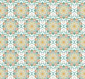 Arabisches Muster Stockfotografie