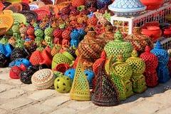 Arabisches Porzellan Stockfotografie