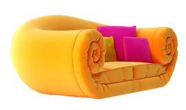 Arabisches Sofa Stockfoto