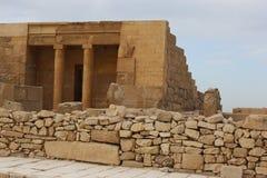 Arabisk öken i den Egypten sakaraen Arkivfoton