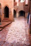 arabisk arkitektur Fotografering för Bildbyråer