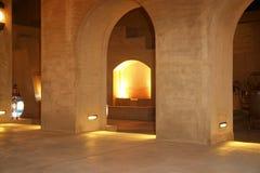 arabisk arkitektur Arkivbilder