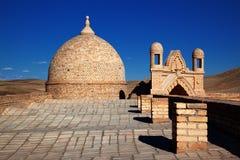 arabisk arkitekturdetalj Royaltyfri Fotografi