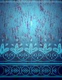 arabisk bakgrund royaltyfri illustrationer