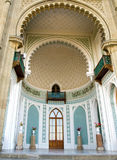 arabisk balkong arkivfoto