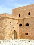 arabisk befästningmahdia Arkivbild