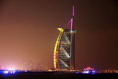 Arabisk Burj Al Royaltyfri Bild