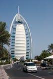 arabisk burj dubai för al Arkivfoton