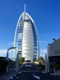 arabisk burj dubai uae för al Arkivbild