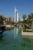 arabisk burj för al Royaltyfri Fotografi