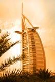 arabisk burj för al arkivfoton