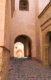 arabisk gata Royaltyfri Foto