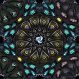 Arabisk geometrisk pattern2 fotografering för bildbyråer