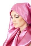 arabisk härlig kvinna fotografering för bildbyråer