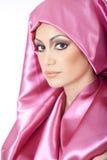arabisk härlig kvinna royaltyfri bild