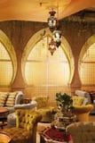 arabisk interior Royaltyfri Bild