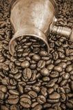 arabisk kaffekruka Royaltyfria Bilder