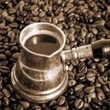 arabisk kaffekruka Royaltyfri Fotografi